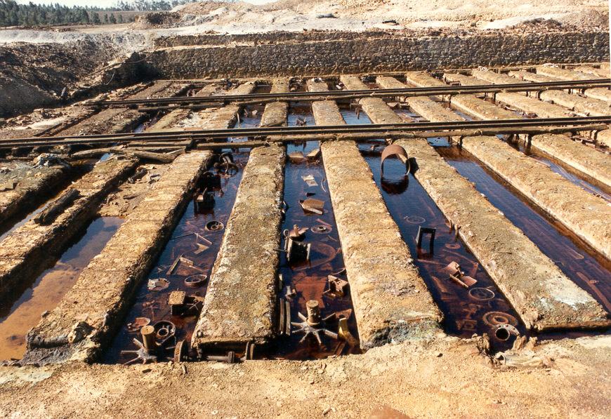 Minas De Aljustrel: Recuperação Ambiental Da Área Mineira De Aljustrel